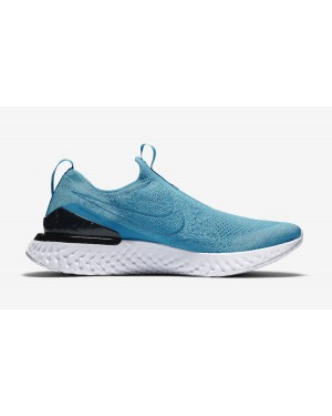 Nike Epic Phantom React Flyknit Bleu BV0417-400