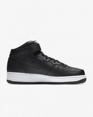 Nike Air Force 1 Mid Noir 'Have A Nike Day' | AO2444-001