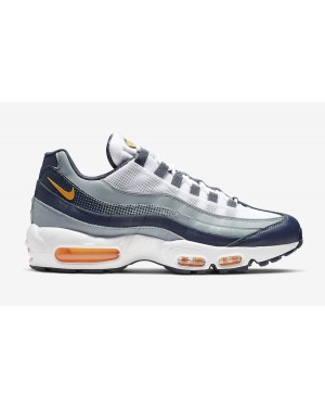 Nike Air Max 95 Navy Orange AJ2018-401