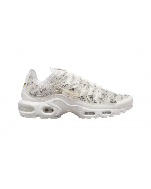 Nike Air Max Plus All-Blanche Graphic Underlay AR0970-002
