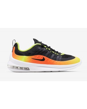 Nike Air Max Axis Premium Noir Volt Orange AA2148-006