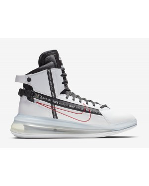 Nike Air Max 720 Saturn Blanche Rouge AO2110-100