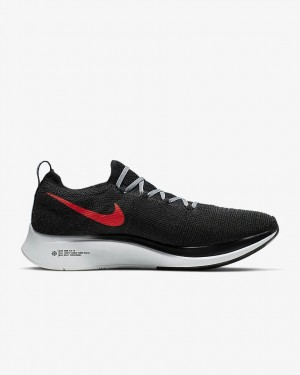 AR4561-005 Nike Zoom Fly Flyknit Noir Bright Crimson