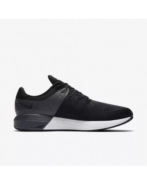 Nike Air Zoom Structure 22 Noir/Blanche-Gridiron AA1636-002