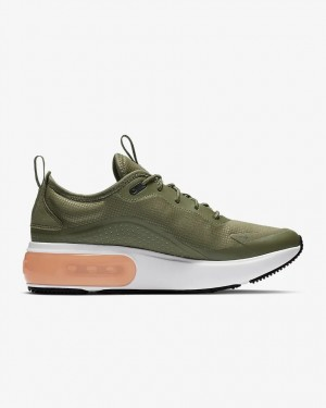 Nike Femme Air Max Dia Medium Olive/Noir-Orange AQ4312-200