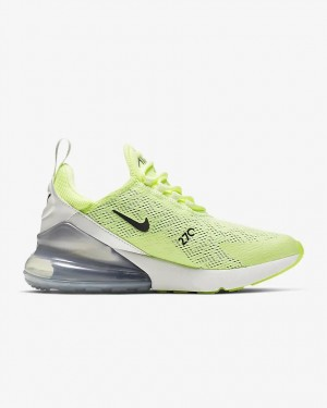 Femme Nike Air Max 270 Barely Volt Blanche CI9909-700