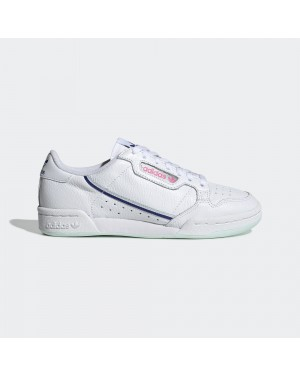 adidas Continental 80 Blanche Ice Mint Femme G27725