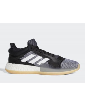 adidas Marquee Boost Low New Noir Blanche Basketball