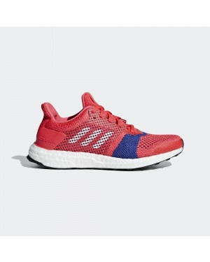 Adidas Fonctionnement Ultraboost St Rouge/Blanche/Rose B75867
