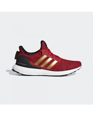 EE3710 adidas Femme UltraBOOST x GOT 'House Lannister' Rouge/Or