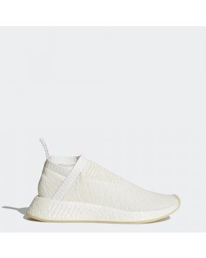 Femme NMD_CS2 Primeknit 'Blanche' adidas BY3018