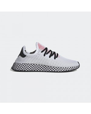 adidas Originals Deerupt Runner Blanche Sneakers DB2686
