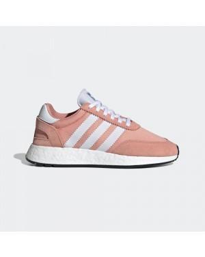 Femme adidas I-5923 Runner Décontractée Rose/Blanche CG6037