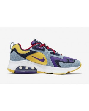 Air Max 200 SP 'Voltage Purple' - Nike - CK5668-600