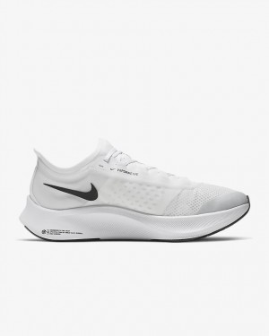 Nike Zoom Fly 3 Blanche Noir - AT8240-100