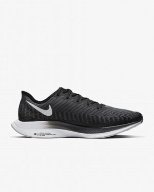 Nike Zoom Pegasus Turbo 2 Noir Gris - AT2863-001