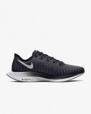 Nike Zoom Pegasus Turbo 2 AT8242-001 Noir/Blanche