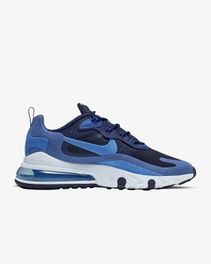 "Nike Air Max 270 React ""Blue Void"" AO4971-400"