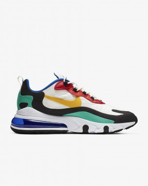 "Nike Air Max 270 React ""Bauhaus"" AO4971-002"