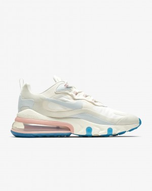 Nike Air Max 270 React Blanche AO4971-100