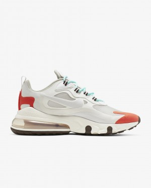 Nike Air Max 270 React Beige Orange AO4971-200