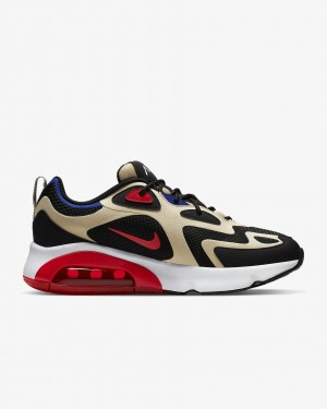 Nike Air Max 200 Or Rouge AQ2568-700