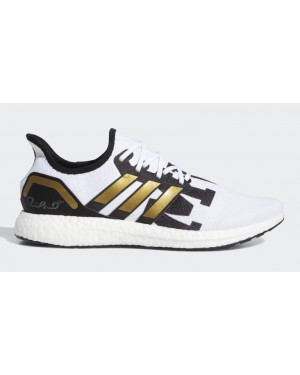 adidas Speedfactory AM4Mahomes Chaussures - Blanche FX9122