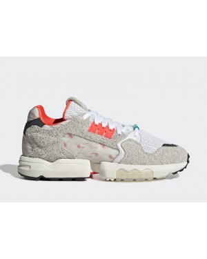 adidas ZX Torsion Blanche Rouge EH0251
