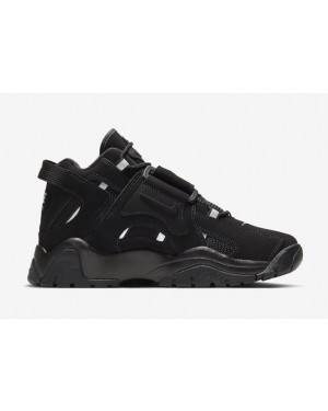 Nike Air Barrage Mid Noir/Blanche AT7847-002