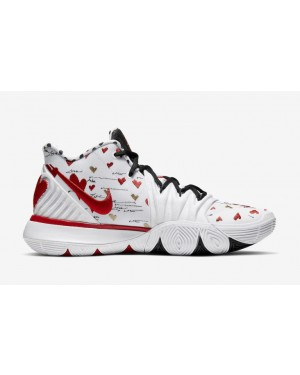 "Sneaker Room x Nike Kyrie 5 ""I Love You Mom"" Blanche CU0677-100"