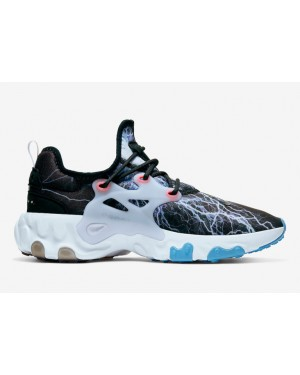 "Nike React Presto ""Trouble At Home"" Noir AV2605-006"