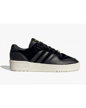 adidas Rivalry Low Noir/Noir-Blanche EH0181