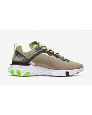 Nike React Element 55 Kaki CQ4600-201