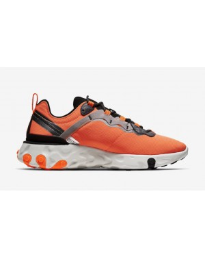 Nike React Element 55 Orange CQ4600-800