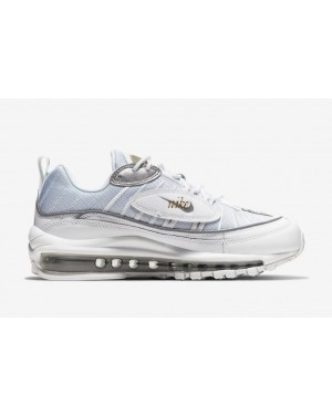 Nike Air Max 98 Blanche CT2547-100
