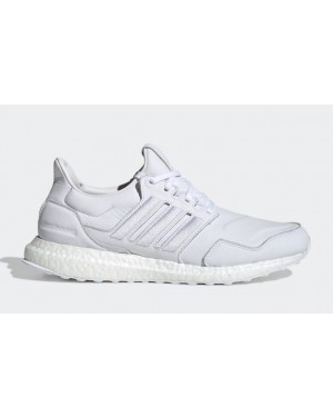Adidas Ultra Boost Leather Blanche EF1355