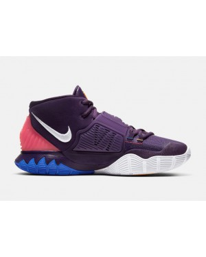 "Kyrie 6 ""Enlightenment"" Violet/Blanche - BQ4630-500 - Nike"