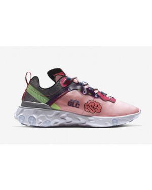 "React Element 55 ""Doernbecher"" Sunblush/Gris-Rouge-Bright Grape - CV2592-600 - Nike"