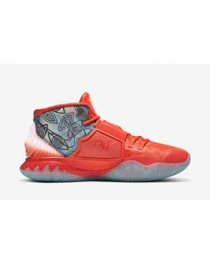 "Kyrie 6 Pre-Heat ""Manila"" Orange - CQ7634-801 - Nike"