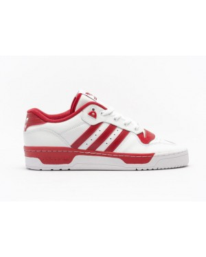 Rivalry Low Blanche/Blanche-Active Maroon - EE4967 - Adidas