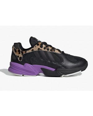 "Yung-1 ""Night Jungle"" Noir/Noir-Noir - FV6447 - Adidas"