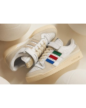 "END x Adidas Forum Low ""Friends and Forum"" Blanche G54882"
