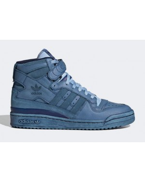 "Adidas Forum 84 High ""Indigo"" Bleu FY7794"