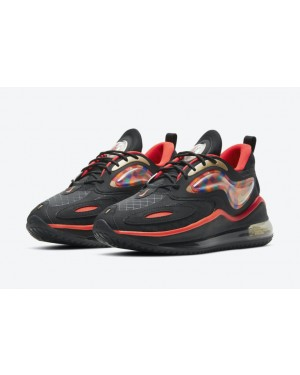 "Nike Air Max Zephyr ""Spring Festival"" Noir/Bright Crimson-Rouge-Métallique Or DD8486-096"