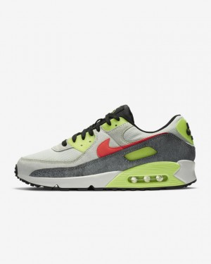 Nike Air Max 90 N7 CV0264-001 Spruce Aura/Vert/Noir/Flash Crimson