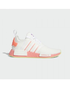 Adidas NMD_R1 FY9388 Blanche/Rouge/Rose