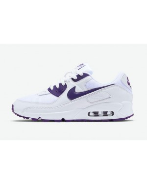"Nike Air Max 90 ""Violet"" CT1028-100 Blanche/Violet"