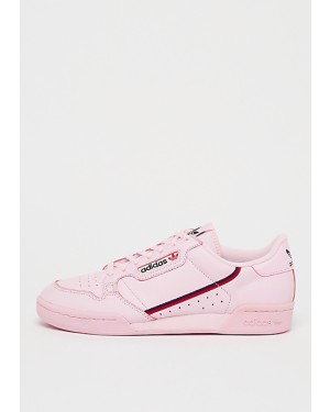 Adidas Continental 80 Rose/Rouge/Bleu B41679