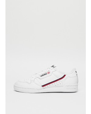 Adidas Continental 80s Blanche/Rouge/Bleu B41674