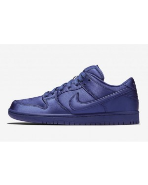 NBA x Nike SB Dunk Low Bleu AR1577-446
